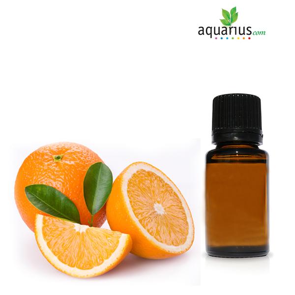 oli essenziali: arancio dolce
