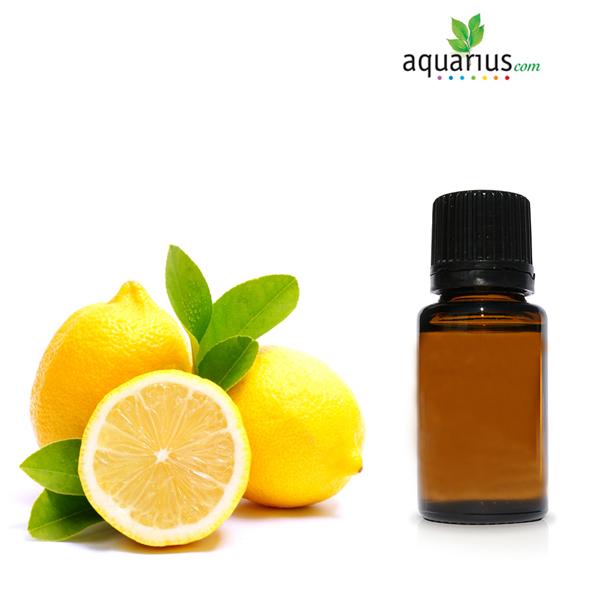 oli essenziali: limone extra
